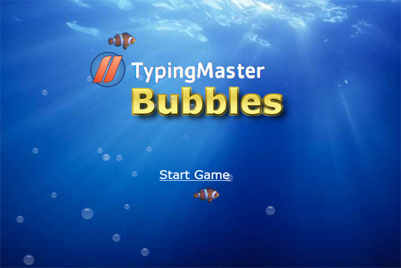 Image result for bubbles typing game