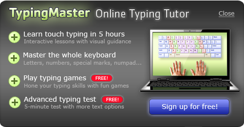 Touch Typing Secrets - Fingers Know the Way